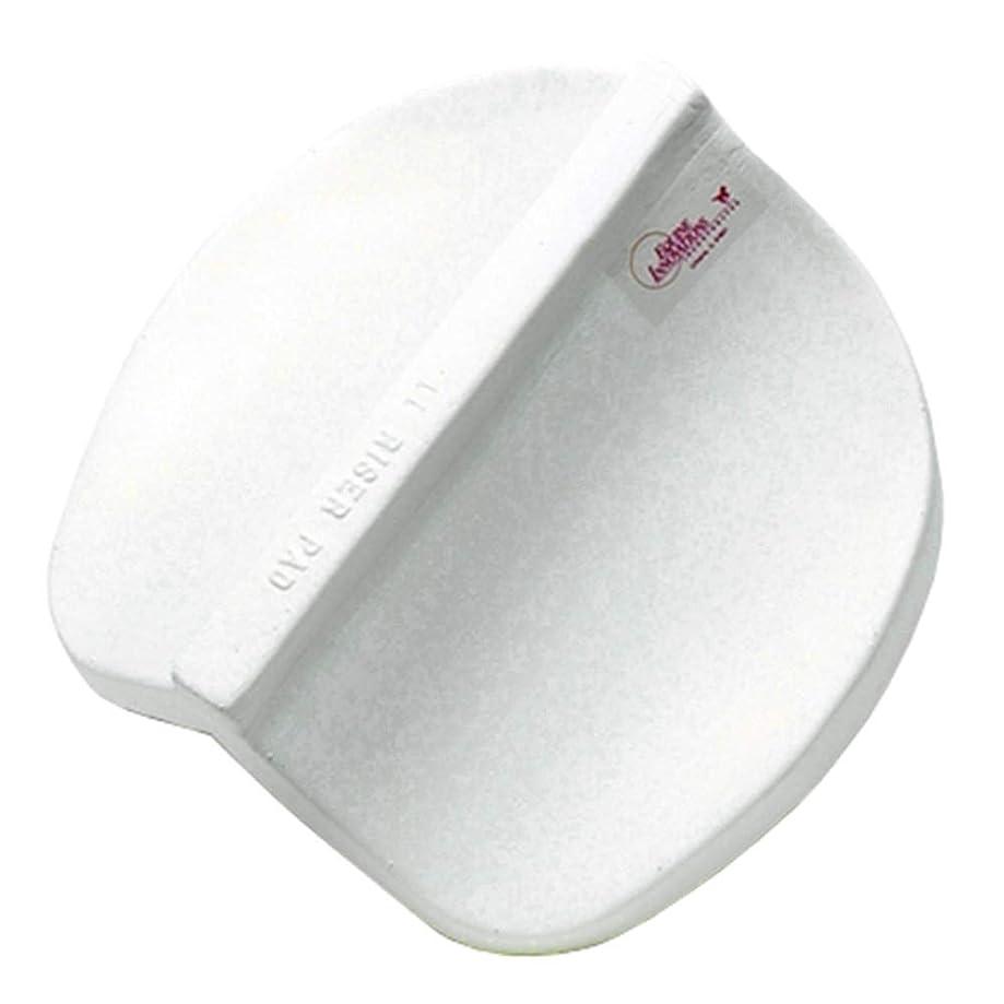 廃棄広く発行Equine Innovations CantleライザーパッドホワイトClose Contact