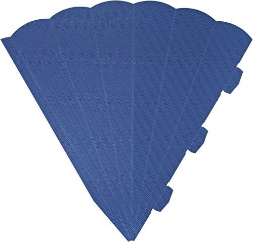 Pochette-surprise fr/ère et soeur en carton ondul/é 3D bleu