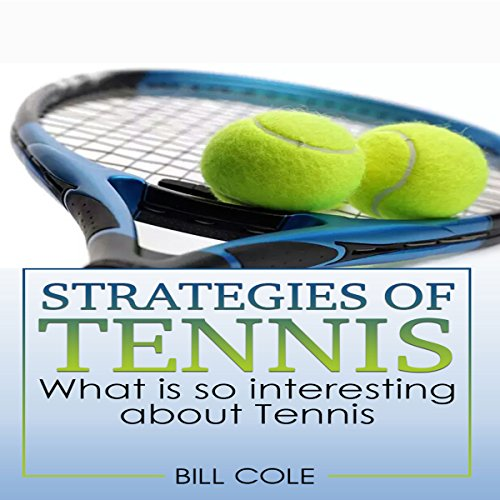 Strategies of Tennis audiobook cover art