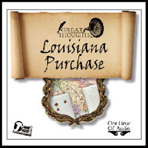 Louisiana Purchase audiobook cover art
