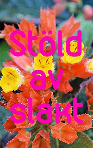 Stöld av slakt (Swedish Edition)