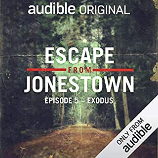 Ep. 5: Exodus (Escape From Jonestown) cover art