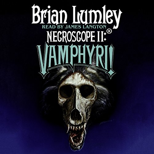 Necroscope II: Vamphyri! cover art