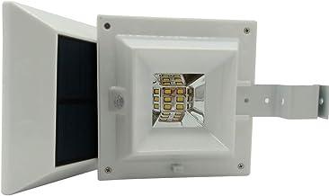 Solar Motion Sensor Light Outdoor Sensor Solar Powered Led Waterproof Durable Fence Wall Driveway Garden Patio Path Deckin...