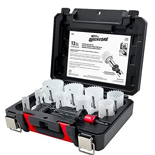Disston 231 Blu-Mol QUICKCORE Xtreme - Sierra perforadora bimetal