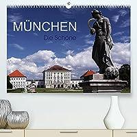 Muenchen - Die Schoene (Premium, hochwertiger DIN A2 Wandkalender 2022, Kunstdruck in Hochglanz): Muenchen - Die Hauptstadt Bayerns (Monatskalender, 14 Seiten )