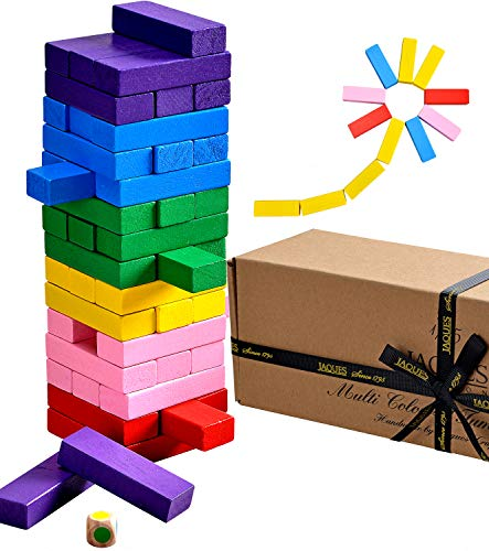 Jaques of London Tumble Tower - building blocks toys...