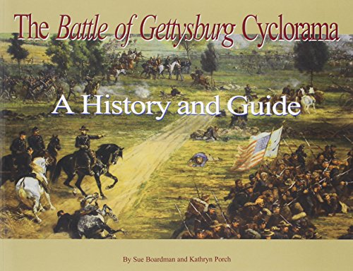 Price comparison product image The Battle of Gettysburg Cyclorama