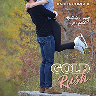 Gold Rush audiobook cover art
