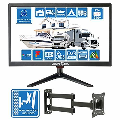 19 Zoll (48cm) TV 12V / 240V HD+ LED...