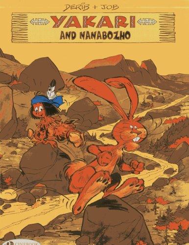 Yakari - tome 11 Yakari and Nanabozo (11)