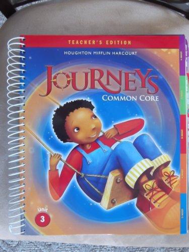 Journeys Teachers Edition Volume 3 Grade 2 2014