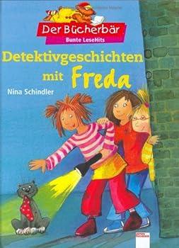Hardcover Detektivgeschichten mit Freda. (Ab 7 J.). [German] Book