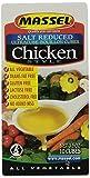 Massel, Cubitos de Caldo - Sin Gluten, Caldo Estilo Pollo - 105 g, Paquete de 4, Caldo de Sopa