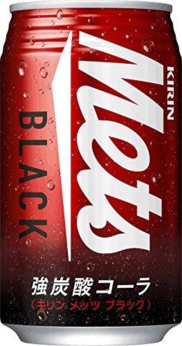 キリン メッツ ブラック 350ml×24本 缶