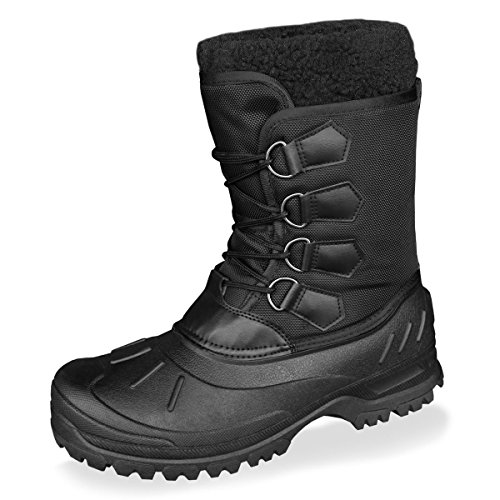 Brandit Highland Weather Boots Schwarz 40