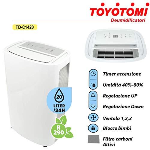 Toyotomi TD-C1410