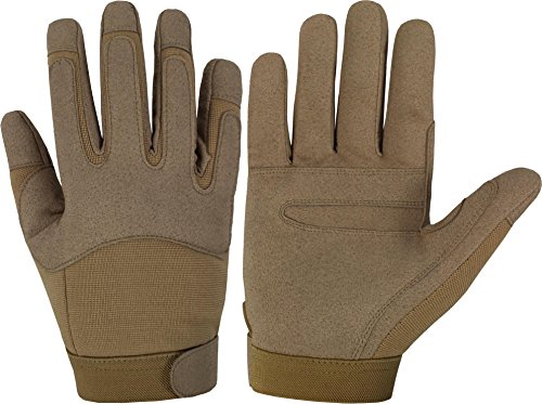 normani United Army Handschuhe Gloves Farbe Coyote Größe L