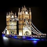 BRIKSMAX Kit de Iluminación Led para Lego Creator El Puente de Londres-Compatible con Ladrillos de Construcción Lego Modelo 10214, Juego de Legos no Incluido