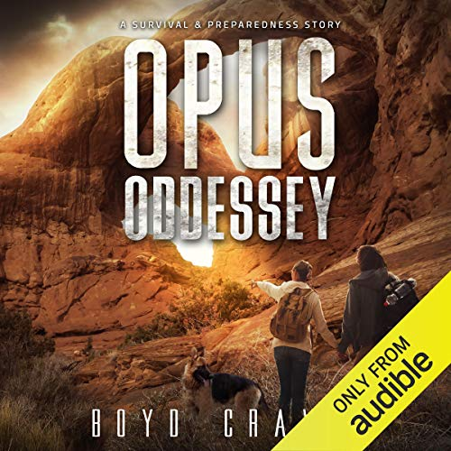 Opus Oddessey: A Survival and Preparedness Story audiobook cover art