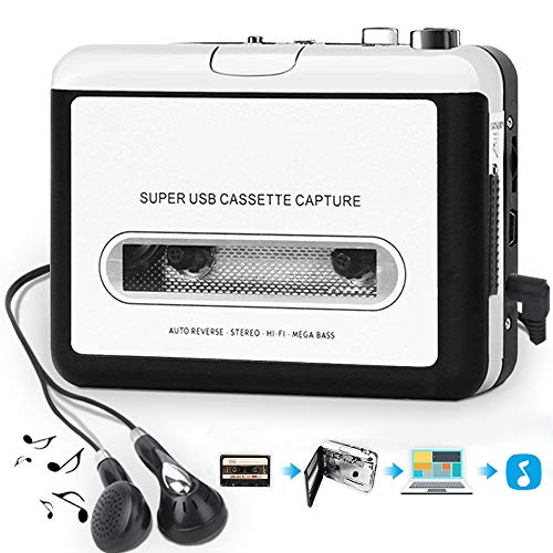 Cassette Player,...