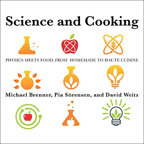 Science and Cooking cover art