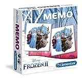 Clementoni 18052 Memo Game-Frozen 2, Mehrfarben - Clementoni