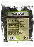 Bionsan Semillas de Amapola - 6 bolsas 150 gr - Total : 900 gr