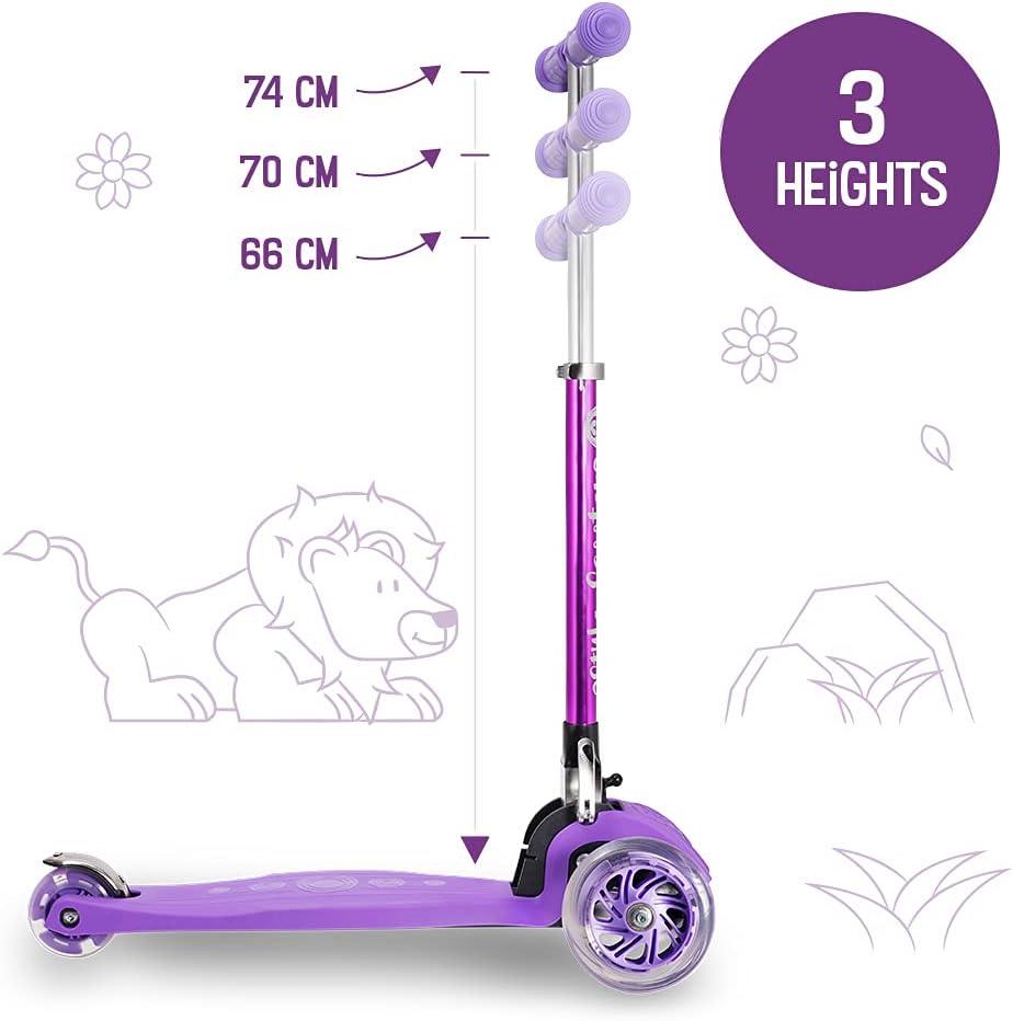 3StyleScooters® RGS-1 Patinete de Tres Ruedas para Niños ...