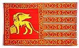 Flaggenfritze® Balkonflagge Italien Venedig Republik 697-1797 - 90 x 150 cm