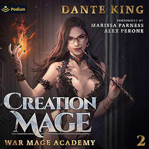 Creation Mage 2 cover art