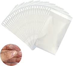 Tomnk 350pcs 4.5 x 6.5 Inches Clear Resealable Cello Bags Cellophane Bags, Candy Bread Chocolate Jelly Cookie Poly Bags