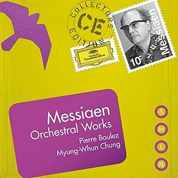 Messiaen: Orchestral Works