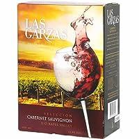 ラス・ガルザス カベルネソーヴィニヨン 赤 チリ産ワイン バッグ・イン・ボックス 3000ml