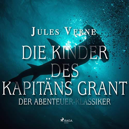 Die Kinder des Kapitäns Grant audiobook cover art