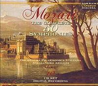 Mozart:50 Symphonies