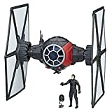Nave TIE Fighter Class II First Order Special Forces, 30 cm. Star Wars Episodio VIII. Hasbro