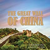 The Great Wall of China Calendar 2021: 16 Month Calendar