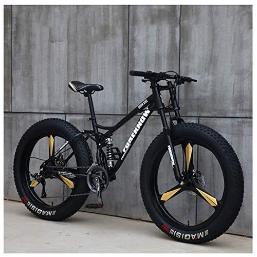 LP-LLL Mountain Bike MTB, 26 inch Fat tire Bike, Bike with...