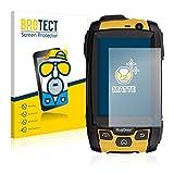 BROTECT 2X Entspiegelungs-Schutzfolie kompatibel mit RugGear RG500 Bildschirmschutz-Folie Matt, Anti-Reflex, Anti-Fingerprint