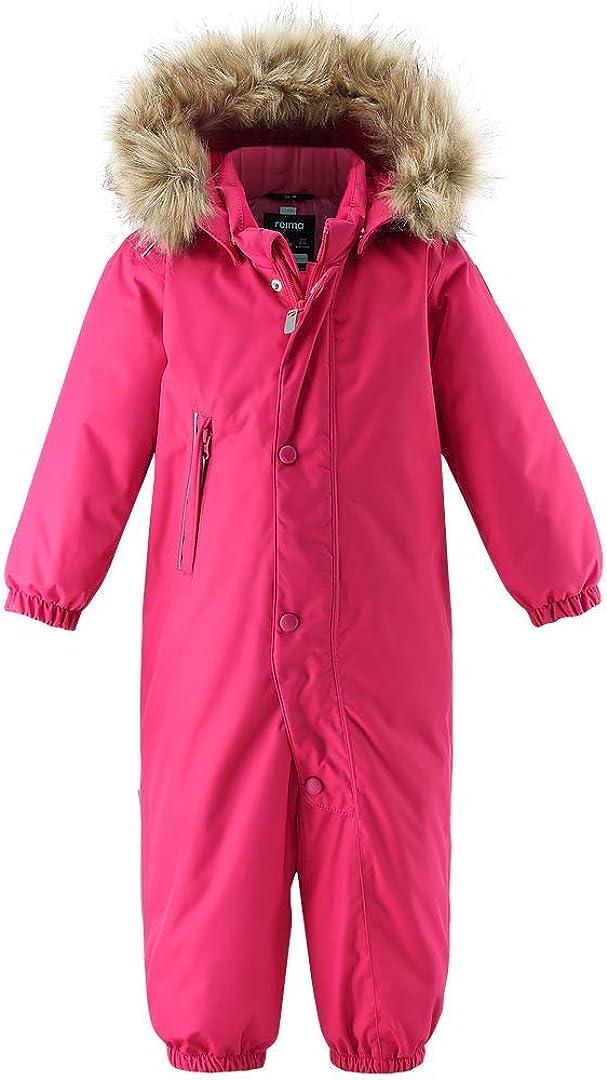 Reima Kids' Gotland Winter One-Piece Overall Snowsuit Insulated Outerwear