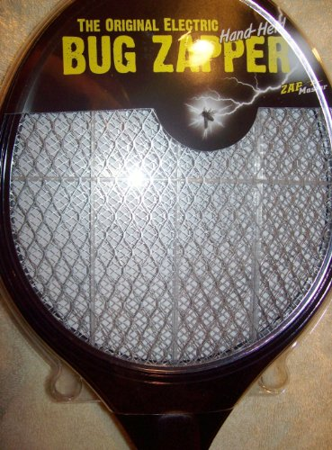 2750 Volts Original Electric Bug Zapper (Most Powerful Hand Held)