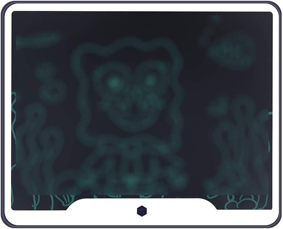 Gohbqany-CO LCD Writing Tablet 15 Inch LCD Handwriting Board Graffiti Smart LCD Electronic Drawing Board Children Light Energy Blackboard 4 Colors to Choose from Color : Pink B, Size : 15 inches