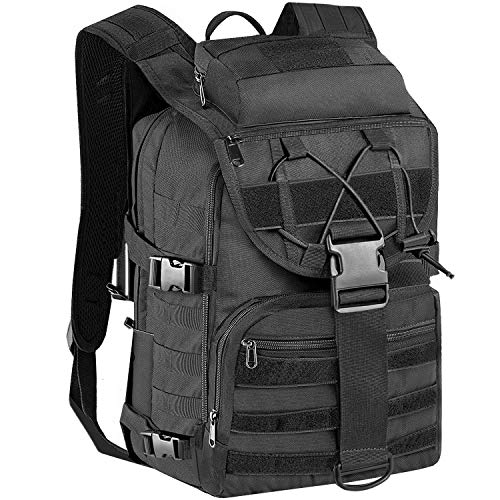 KOMEX Military Tactical Assault Backpack Army Assault Molle Rucksack for Hiking