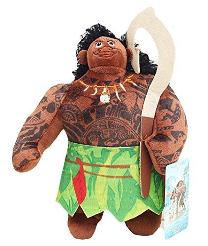 Good Night Maui gefüllte Plüschtier Puppe, Cartoon dekoratives Spielzeug, 20cm