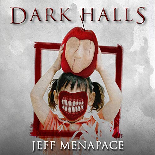 Dark Halls audiobook cover art