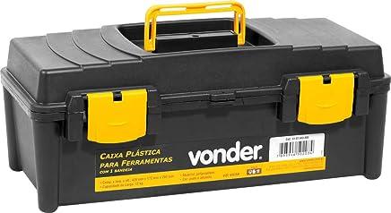 Caixa Plástica VD 4038, com 1 Bandeja, Vonder VDO2677