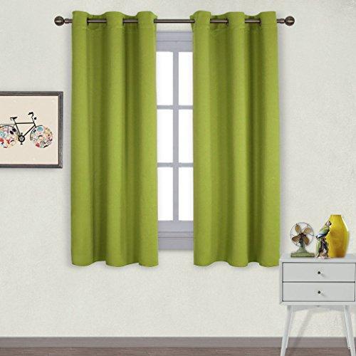 cortina verde fabricante NICETOWN