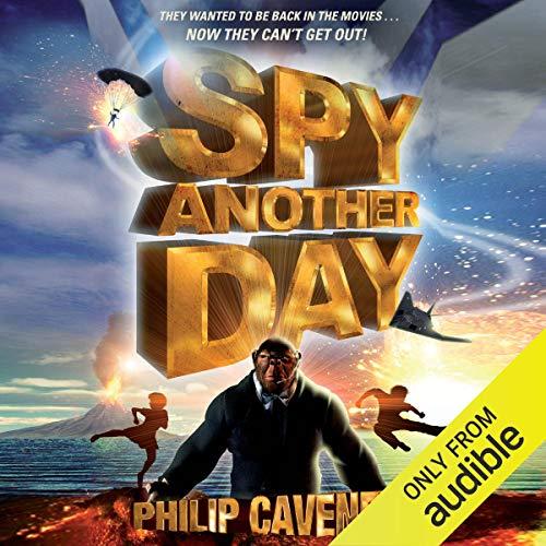 Spy Another Day Titelbild