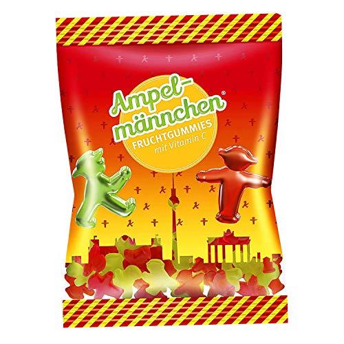 10x200g Fruchtgummis Ampelmännchen - nostalgische DDR Kultprodukte - DDR Produkt